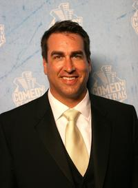 Rob Riggle at the Comedy Central's 2007 Emmy party.