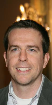 Ed Helms at the NBCs Winter Press Tour.