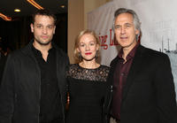Lea Coco, Penelope Ann Miller and Tom Amandes at the World Premiere of