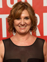 Ana Wagener at the 21st Union de Actores Awards 2012 in Madrid.