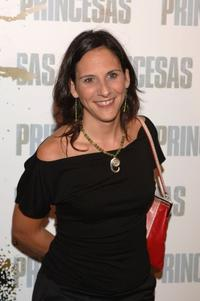 Malena Alterio at the Spanish premiere of