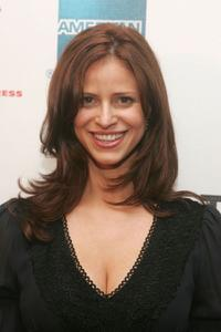 Andrea Savage at the premiere of