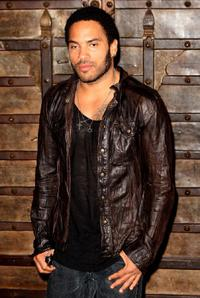 Lenny Kravitz at the photocall of