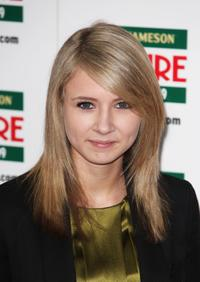 Eliza Bennett at the Jameson Empire Awards 2009.