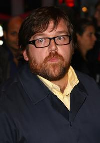 Nick Frost at the UK premiere of
