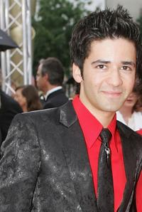 Navid Akhavan at the Deutscher Filmpreis, the German Film Awards.