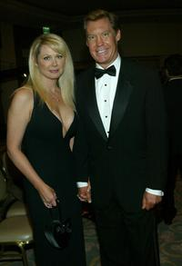 Kent Shocknek and Guest at the 15th Annual Night of 100 Stars Oscar party.