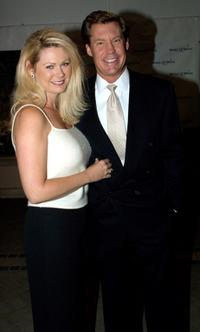 Kent Shocknek and Karen at the Make A Wish Foundation of Greater Los Angeles Second Annual Awards and Dinner Gala.
