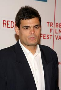 Renato Magno at the premiere of