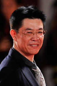 Huang Bo at the premiere of