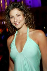 Marisa Petroro at the party of the screening of