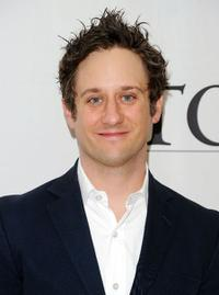 Christopher Fitzgerald at the 2010 Tony Awards Meet the Nominees Press Reception.