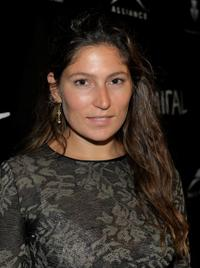 Stella Schnabel at the Weinstein and Alliance Pictures party for