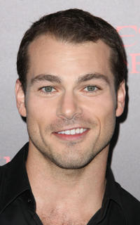 Shawn Roberts at the California premiere of