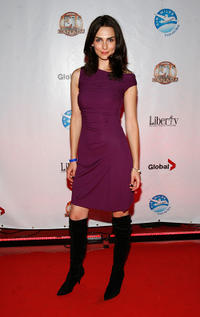Inna Korobkina at the after party of the Canada premiere of