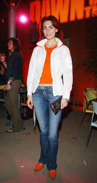 Inna Korobkina at the after party of the California premiere of