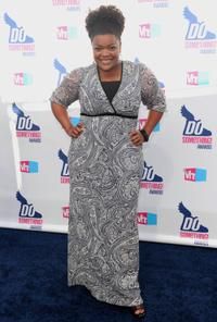 Yvette Nicole Brown at the 2010 VH1 Do Something! Awards.