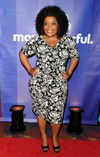 Yvette Nicole Brown at the 2010 NBC Upfront presentation.