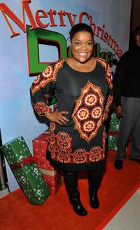 Yvette Nicole Brown at the premiere of