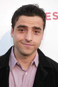 David Krumholtz at the
