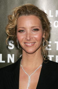 Lisa Kudrow at the Film Society of Lincoln Center 34th annual gala tribute to Diane Keaton in N.Y.