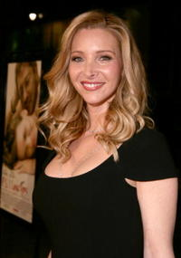 Actress Lisa Kudrow at the Hollywood premiere of