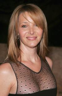 Lisa Kudrow at the launch of Christian Dior's latest timepiece, Christal.