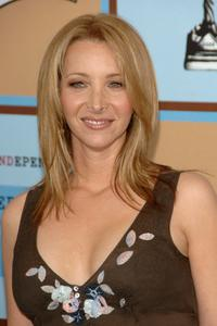 Lisa Kudrow at the Film Independent's 2006 Independent Spirit Awards.