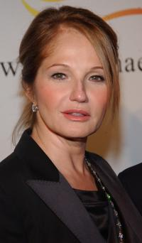 Ellen Barkin at the benefit evening for the Michael J. Fox Foundation for Parkinsons Research.