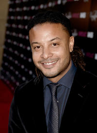 Brandon Jay McLaren at the California premiere of