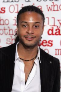 Brandon Jay McLaren at the premiere of