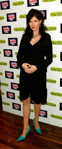 Ronni Ancona at the British Comedy Awards 2004.