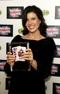 Ronni Ancona at the British Comedy Awards 2003.