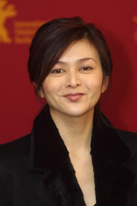 Rosamund Kwan at the Berlinale Film Festival in Germany.