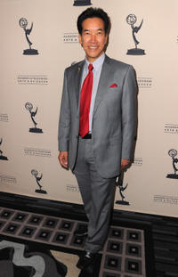 Peter Kwong at the 63rd Primetime Emmy Awards in California.