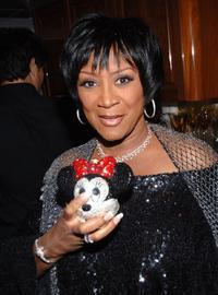 Patti LaBelle at the Denise Rich's celebration for the arrival of M.Y. Lady Joy.