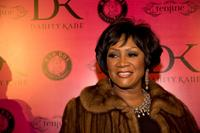 Patti LaBelle at the Danity Kane album release party.