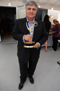 Maurice LaMarche at the Nathalie Dubois Pre-Emmy Gift Suite in California.