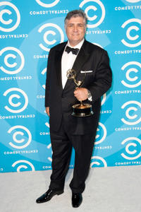 Maurice LaMarche at the Comedy Central's 2011 Primetime Emmy Awards Party.