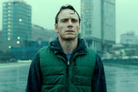 Michael Fassbender as Brandon in ``Shame.''