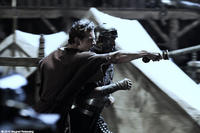 Michael Fassbender as Quintus Dias in