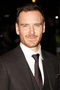 Michael Fassbender at the premiere of