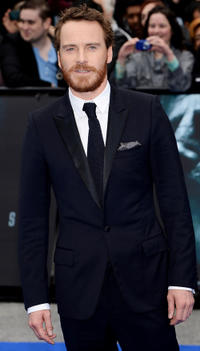 Michael Fassbender at the World premiere of