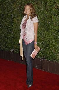 Eva La Rue at the CBS celebration season premiere of