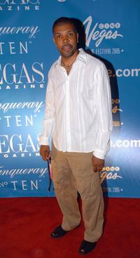 Eriq La Salle at the Vegas Magazine 2nd Anniversary Party.