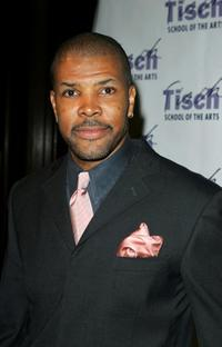 Eriq La Salle at the NYUs Tisch School of the Arts West Coast benefit gala.