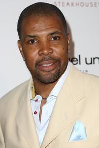 Eriq La Salle at the 10th Annual DesignCure Benefit for the HollyRod Foundation.