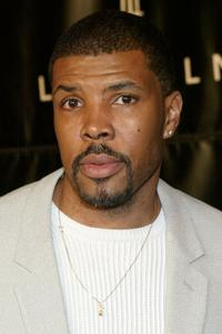 Eriq La Salle at the Lincoln-Savoy Pre-Oscar Gala For African American Achievement in Hollywood.