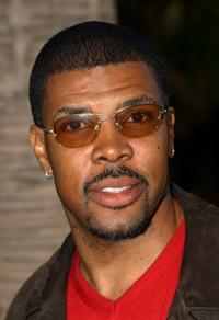 Eriq La Salle at the premiere of