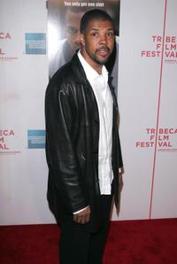 Eriq La Salle at the screening of